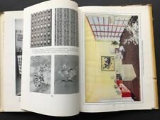 A DECORATORS NOTEBOOK 1952 1st Ed BOOK Patmore Interior Design Decorative Styles