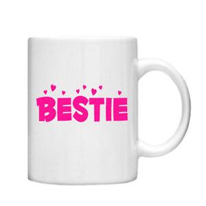 Bestie 11oz Mug - Gift Box Funny Mug Best Friend Friends BFF Tea Mug Office