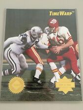 Giant Time Warp Charles Haley Len Dawson Limited Edition 399 of 5000 $12