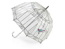 Lulu Guinness By Fulton Birdcage Umbrella - Birdcage