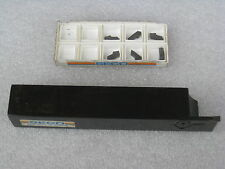 Stechhalter  4mm    + 7 neue Stechplatten    Seco    2864