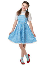 Childrens Wizard of Oz Dorothy Costume