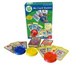 LeapFrog Leap Frog My Card Games Math Rummy & Alphabet Go Fish Educational Game