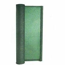 Telo rete ombreggiante Alta schermatura 90% oscurante verde frangisole con asole