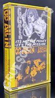 GG Allin Final Recording Session + Live 1989 Cassette Tape 2021 TPOS Punk Rock