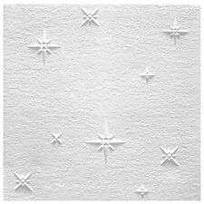 JESIEN 20 m2 Deckenplatten Styroporplatten Stuck Decke Dekor Platten 50x50cm
