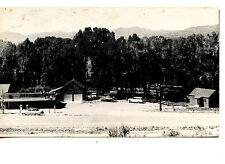 Mo-dene Black Canyon Trading Post-Cimarron-Colorado-Vintage Advertising Postcard