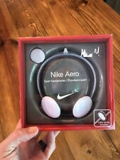 New Nike Aero NIKE Aero Neckband head phone rare Philips New In Box Vintage