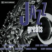 Various - Jazz Greats (CD) (2000)