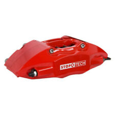 Disc Brake Upgrade Kit-Red Caliper / Slotted Disc Rear STOPTECH 82.874.0058.71