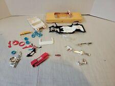 Vintage 1958 Edsel Resin Body Parts Lot