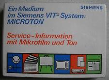 SIEMENS VIT-System MICROTON Nr. 7 HiFi ABC