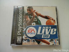 SONY PLAYSTATION PS1 / NBA Live 99 [ Version NTSC U/C ]