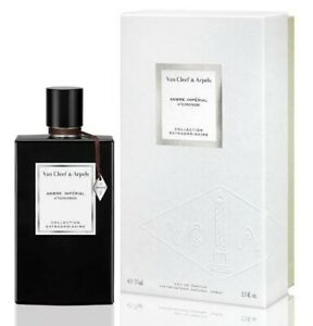 Ambre Imperial Collection Extraordinaire 75ml EDP by Van Cleef & Arpels- Genuine