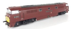 Dapol OO Gauge Class 52 Western D1006 'Western Stalwart' BR Maroon Small Yellow