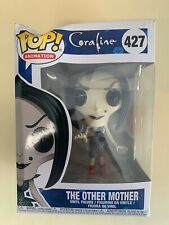 Funko Pop! Animation Coraline The Other Mother #427 | New With Damaged Box!!!