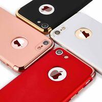 3in1 Phone Case for iPhone 5 6 7 5s 6s 6plus 6splus 7plus SE Apple Mobile Cover