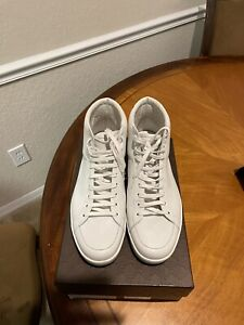 Authentic gucci sneakers mens size 12g/13us gucci shoes mens
