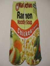RAMEN NOODLES chicken flavor socks BUY any pairs 3 GET 4TH PAIR FREE pop culture