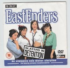 BBC's EastEnders - Slaters In Detention DVD  Promo UK Import R2 The Daily Mirror
