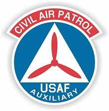 1x STICKER CIVIL AIR PATROL decal US AIR FORCE UNITED States Army Military