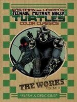 Teenage Mutant Ninja Turtles 2 : The Works, Hardcover by Eastman, Kevin; Lair...