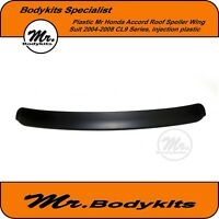 Well Made Plastic Mr. Roof Spoiler Suit Honda Accord Euro 2004-2008 Series CL9