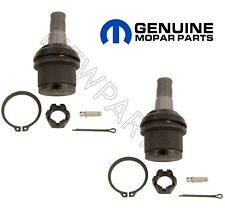Dodge Ram 2500 3500 Pair Set of Front Lower Left and Right Ball Joints Mopar NEW