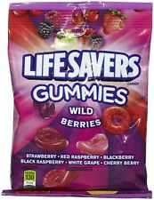 Lifesavers Gummies Wild Berries Flavor Mix