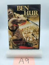 Ben Hur: The Epic Miniseries Event DVD    A9