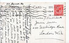 Genealogy Postcard - Family History - Brocklebank - Uxbridge Road - London BE950
