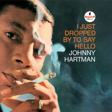 Org   Johnny Hartman-I Just Dropped by to Say Hello 180 g 2lps (45 tr/min) Poo