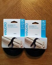 Velcro Strap Black sleeping bag 90340 2 packages wrap around