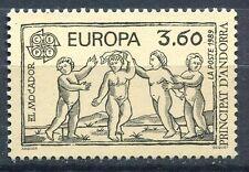 TIMBRE ANDORRE FRANCE NEUF N° 379  ** EUROPA JEUX D ENFANTS LE MOUCHOIR