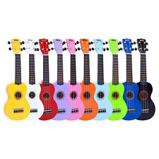 Mahalo MR1 Rainbow Series Soprano Ukulele Outfit in Various Colours