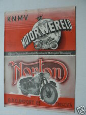 DMW 1949-12,SALON GENEVE,MOTOBECANE,UNIVERSAL 580CC,ARDIE,STEIB,BRABANCON CROSS