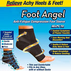 Compression Foot Sleeve Plantar Fasciitis Arthritis Socks Sore Achy Heel Pain