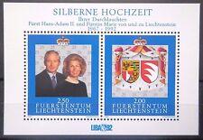 Liechtenstein 1992 'Liba 92' Mini Sheet. MNH.