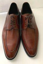 New Magnanni Brown Leather Dress Oxford Shoes Men's sz 9