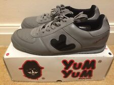 YUM - YUM Sound Grey Trainers Sneaker Shoes Size 7 (UK)