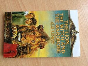 The Lion, the Witch and the Wardrobe by C.S. Lewis Book The Cheap Fast Free Post