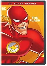 DC Super-Heroes: The Flash (DVD) + Slipcover Paradise Lost & War World  NEW
