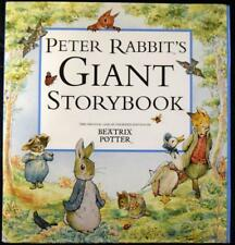 Peter Rabbit's Giant Storybook Original/Authorised Edition by Beatrix Potter Exc