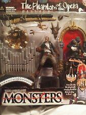 Monsters PHANTOM OF THE OPERA Playset McFarlane Toys Series 2 1998