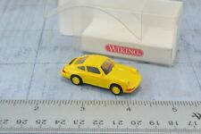 Wiking 1640218 Porsche Carrera 4 Car 1:87 Scale Ho