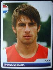 Panini 348 Zdenek Grygera Ajax Amsterdam UEFA CL 2006/07