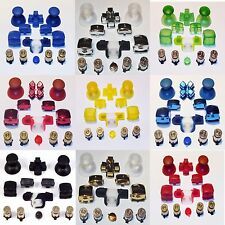 Replacement Mod Kit + Bullet Action Buttons for PS3 Playstation Controller