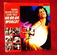 OST GO GO GO WORLD 1965  N OLIVERO  B NICOLAI STEREO SS