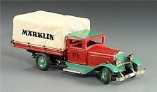 Marklin 1992 Märklin Delivery Truck wind-up clockwork