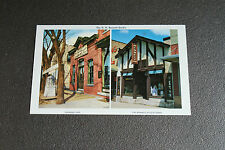 Old Vintage Postcard Real Photo Wisconsin Dells H.H. Bennett Studio Photographer